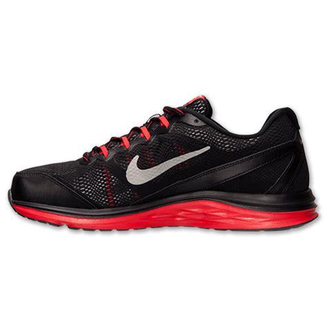 nike dual fusion run 3 mens running shoes s nike dual fusion run 3 running shoes grey