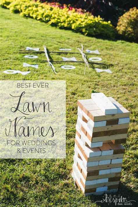 Backyard Wedding Lawn 10 Best Ideas About Outdoor Wedding On