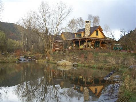 Roaring River Cabins by The Roaring Fork Club Cabin On The Roaring Fork River