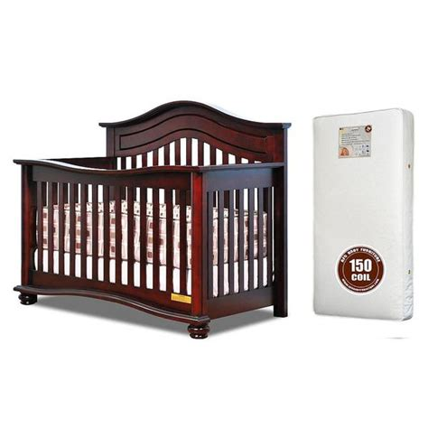 Free Cribs For Babies by Afg Jordana Lia 3 In 1 Baby Crib W Free Mattress 4688