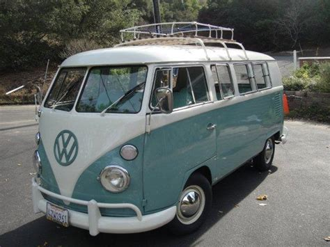 volkswagen minivan 1960 1964 vw standard microbus for sale oldbug com