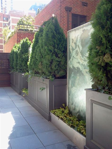superb Outdoor Water Feature Ideas #1: dc81f15a281245f7e95a386e8b7af1ba--privacy-walls-privacy-fences.jpg