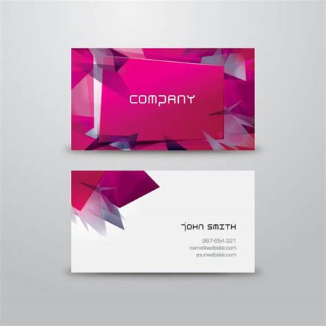 Call Card Design Templates by 75 Free Business Card Templates That Are Stunning Beautiful