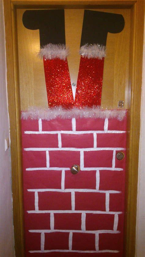 decorar puertas de navidad puertas decoradas el mundo de trixi