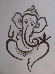 Simple ganesha drawing joy studio design gallery best design