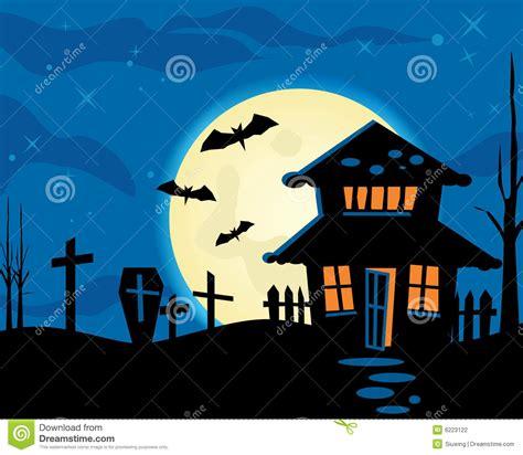 halloween night themes halloween night theme stock photography image 6223122