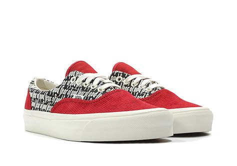 Vans Authentic Fear Of God fear of god x vans era style 147 mountain edition sneaker bar detroit