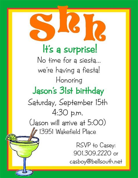 designs surprise 40th anniversary invitations as well as free