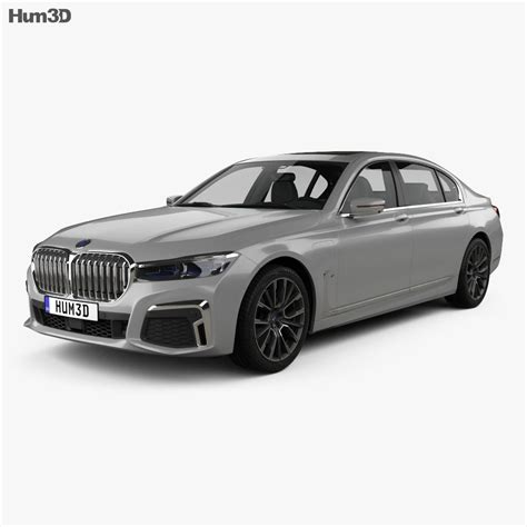 bmw  series le   model vehicles  humd
