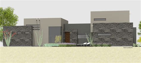 contemporary courtyard house plan 61custom luxury modern courtyard house plan 61custom contemporary modern house plans
