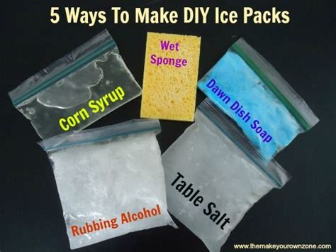 5 ways to make packs soaps and