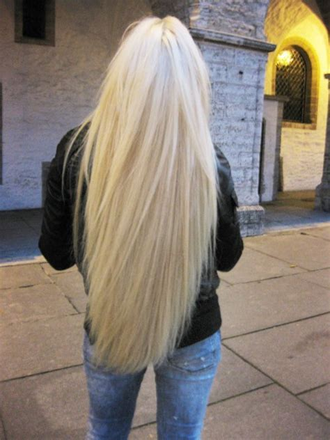 gorgeous long blonde hair long blonde hair back view cool hairstyles
