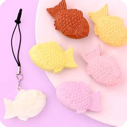 Squishy Dimsum buy squishy scented panda dim sum bun phone charm at tofu