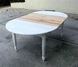 renovation d une ancienne table en bois bocal d id 233 es