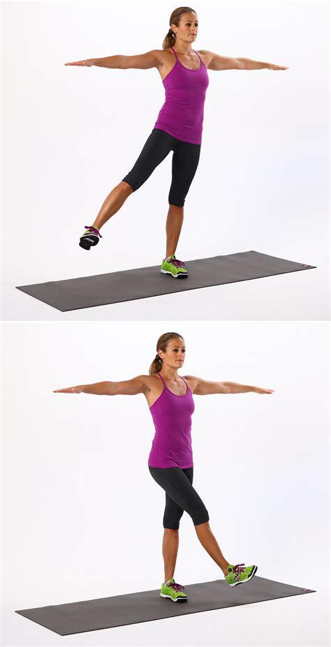 swinging the leg leg swings 18 moves to terrifically toned inner thighs