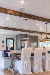 White Wood Ceiling Planks 1000 Ideas About Wood Plank Ceiling On Plank
