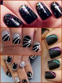 Black nails 2015 black nail polish 2016 nail polish nail art design