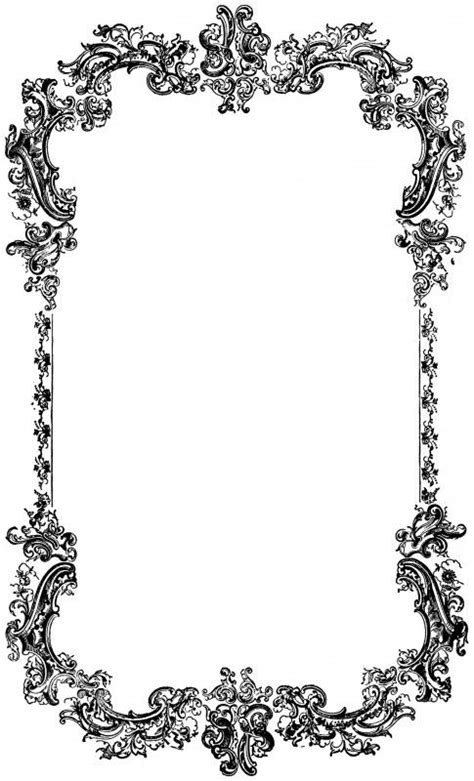 frame design mende e k 1000 ideas about vintage clip art on pinterest clip art