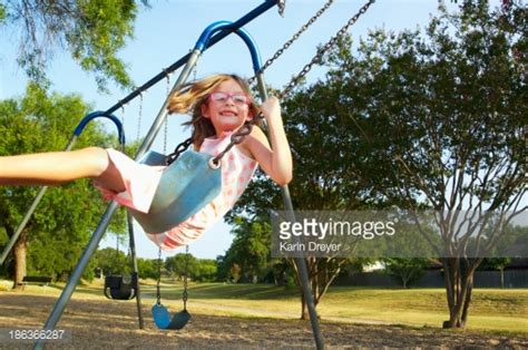 the girl in the swing play on the swings english vocabulary english the