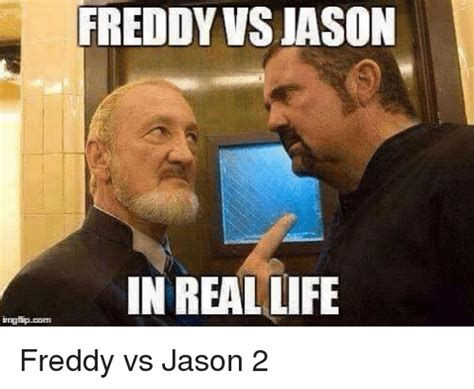 Jason Meme - ingtip com freddy vsiason in real life freddy vs jason 2