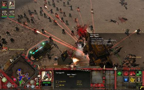 mod game war warhammer 40 000 dawn of war soulstorm game mod ultra