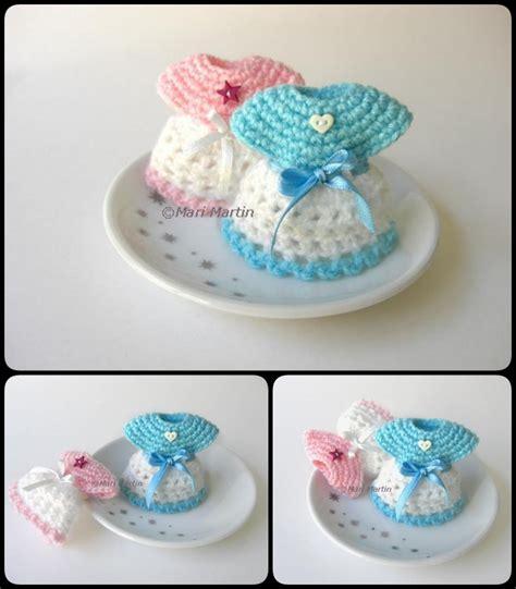 mini baby shower crochet mini baby shower favors