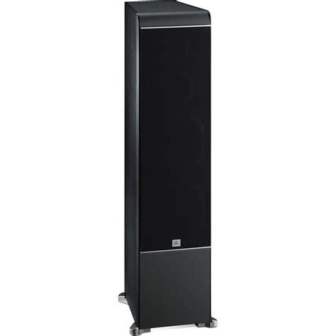 Speaker Jbl 3 Way jbl es90b 3 way floorstanding speaker black es90bk b h photo