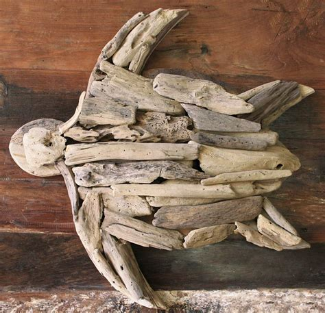 Driftwood Decor by Coastal Decor Driftwood Turtle D 233 Cor By Seastyle