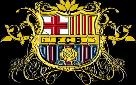 barcelona fc logo all about japanese fcb barcelona logos