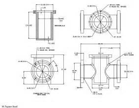 2d cad 2d mechanical drawings fayzan asad