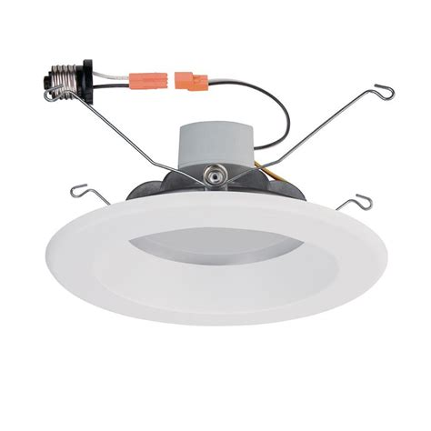 commercial electric 5 inch recessed lighting 6 inch recessed lighting what is the difference in light