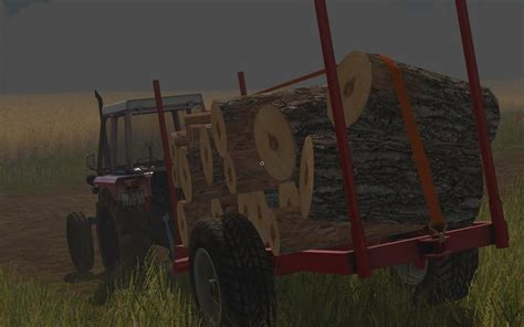 Wooden Ls by Ceza Wood Trailer V1 0 0 0 Farming Simulator 2017 Mods
