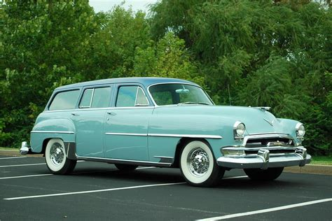 Chrysler Town And Country Wagon by 1954 Chrysler Town Country Wagon 137704