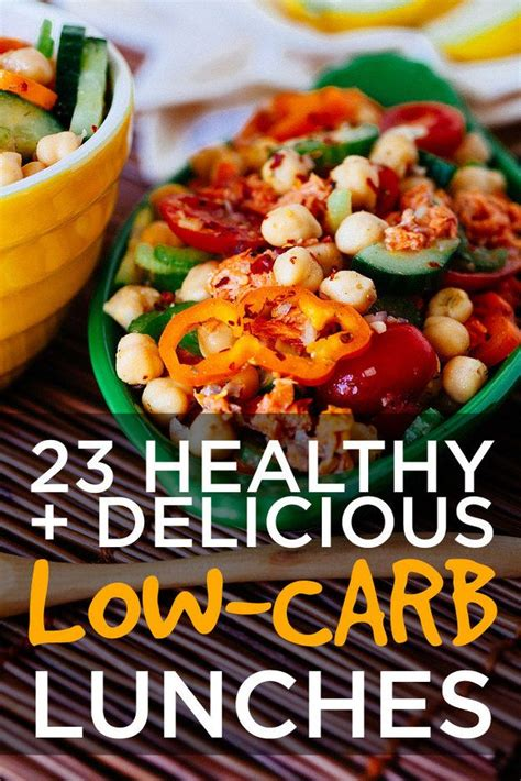 23 healthy and delicious low carb lunches