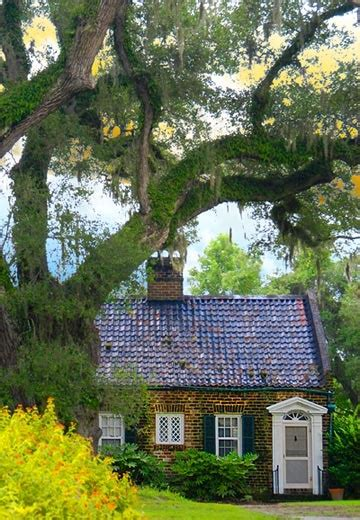 south carolina cottages mansfield plantation georgetown south carolina architecture house brick