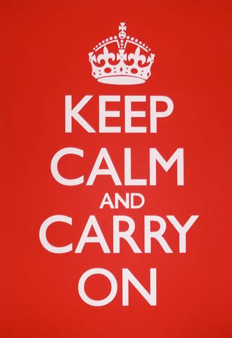 Design Your Own Home With Prices by Keep Calm And Carry On Red Poster