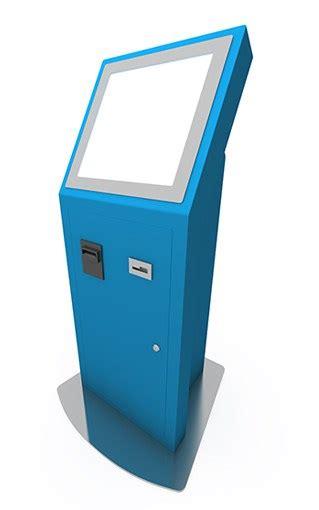 Gift Card Return Kiosk - self service kiosks all id myanmar card printer barcode scanner embosser