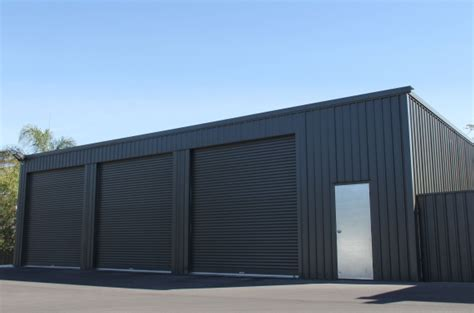 flat roof garage design garages sheds adelaide sa olympic industries