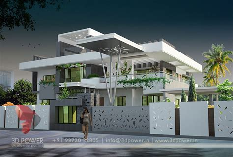 new home design 3d gallery architectural 3d bungalow rendering modern 3d