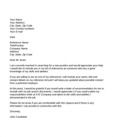 Ecs Attestation Letter 40 recommendation letter templates in pdf free