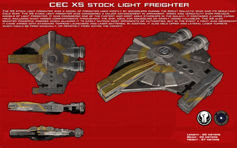 Xs Stock Light Freighter by Xs Stock Light Freighter Ortho New By Unusualsuspex On
