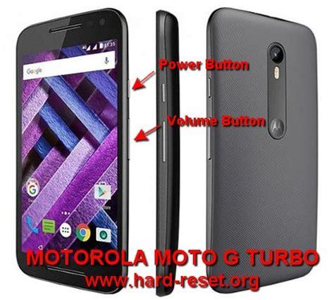 factory reset the moto g how to easily master format motorola moto g turbo xt1556