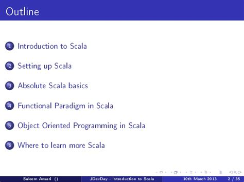 learning scala programming object oriented programming meets functional reactive to create scalable and concurrent programs books introduction to scala