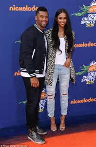 ciara is dating seattle seahawks quarterback russell ciara strips naked in dance like we re making love video