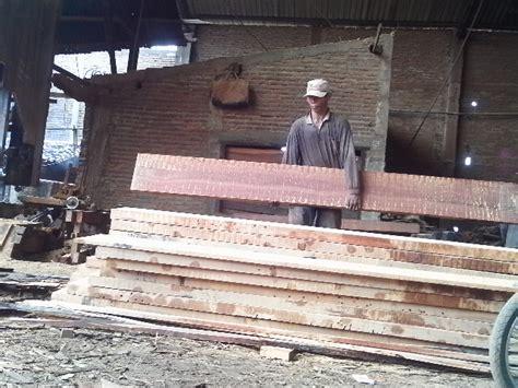 Pagar Kayu By Kenichi Craft proyek pagar kayu jati mebellanku