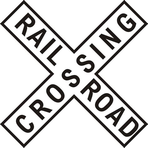 printable railroad signs 5 best images of free printable train signs train signs