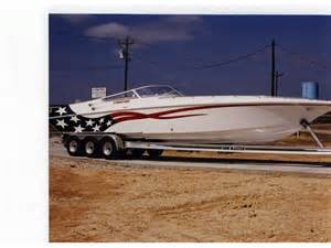fountain boats jobs 1999 fountain lightning powerboat for sale in texas
