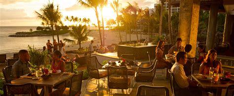 dinner restaurants amaama hawaiian cuisine restaurant aulani hawaii resort