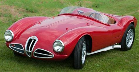 maserati lambert sell used 1954 alfa romeo alloy 1900 barchetta red ferrari