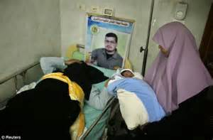 my husbands perm palestinian prisoner s wife who was impregnated after her